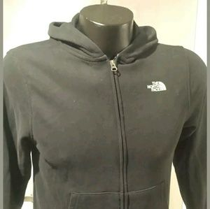 The North Face zip up hoodie get Mtn Ready